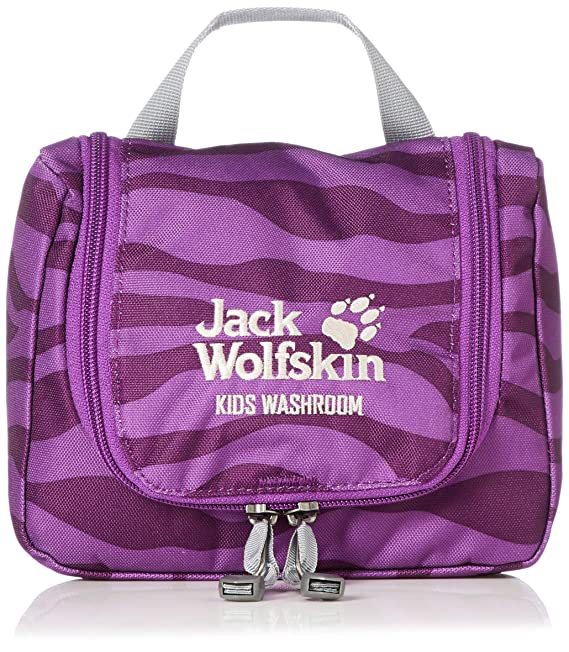 Jack Wolfskin Washroom Kids Wash Bag One Size Midnight Blue  Amazon.co.uk   Clothing 77f59736c0