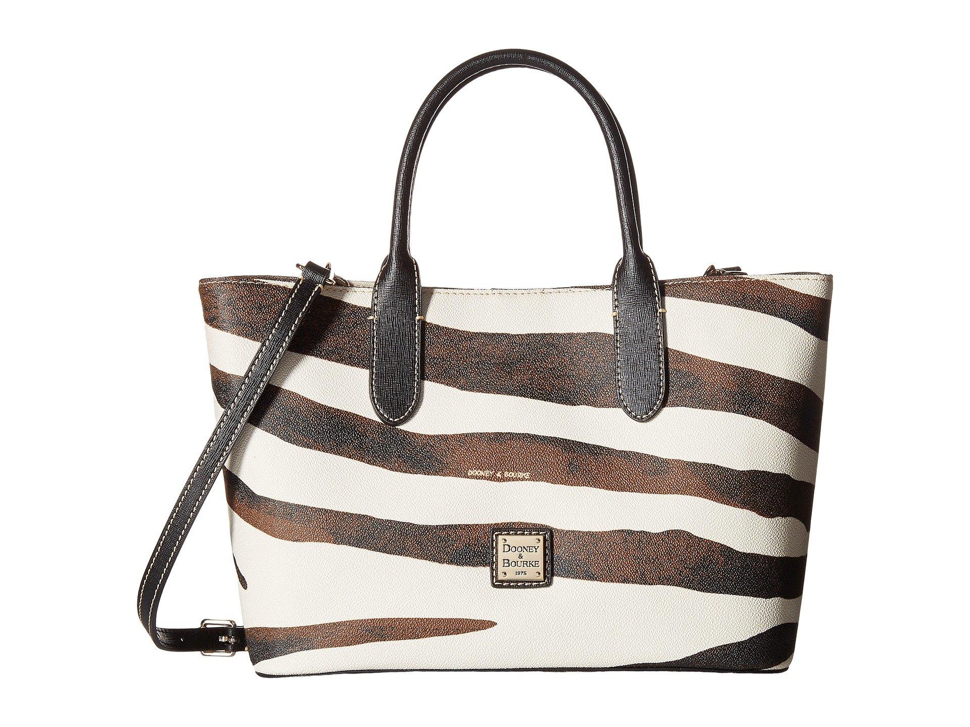 Dooney & Bourke Serengeti Brielle Top Handle Bag