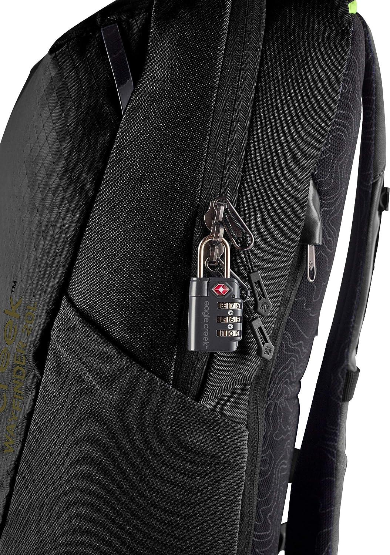 20L Eagle Creek Wayfinder Backpack Jet Black