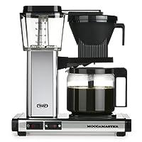 Moccamaster KBG 741AO–Filterkaffeemaschine–Filter