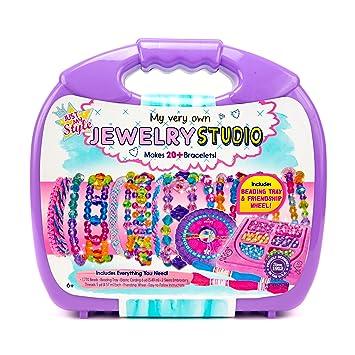 Amazon Com Just My Style My Very Own Jewelry Studio By Horizon