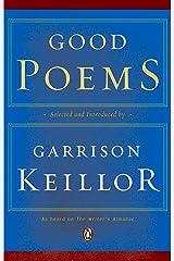 Good Poems Kindle Edition