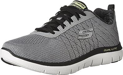 Skechers Flex Advantage 2.0-The Happs, Zapatillas de Entrenamiento ...
