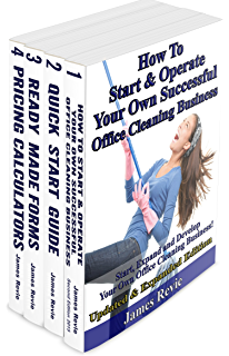 Amazon instant office cleaning kit ebook sam rodman kindle store how to start operate your own successful office cleaning business 4 in 1 bundle fandeluxe