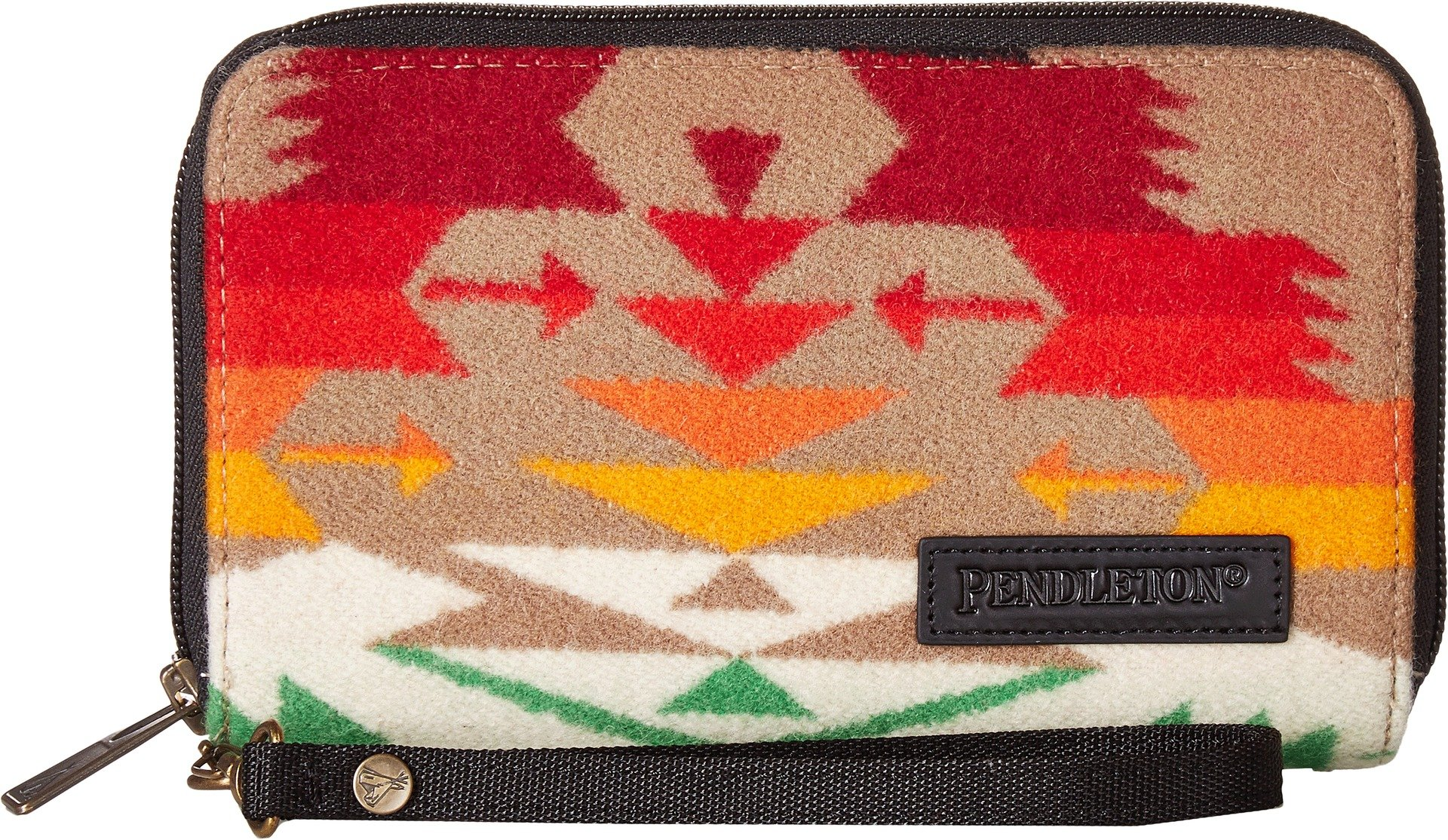 Pendleton Women's Smart Phone Wallet, Tucson Khaki, One Size
