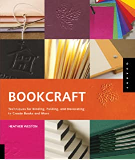 book art studio handbook techniques and methods for binding books creating albums making boxes and enclosures and more amy lapidow