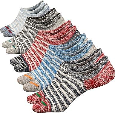 Calcetines Cortos Sneaker de Deporte Transpirable Calcetines ...