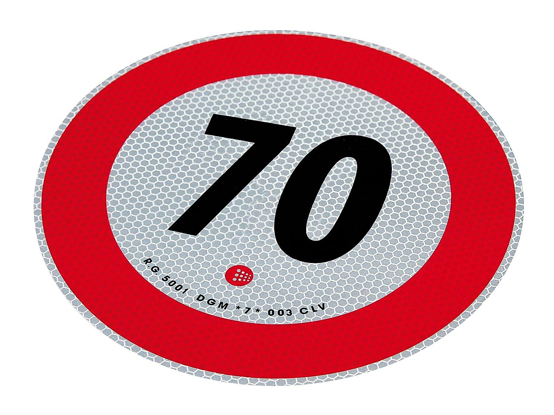 LAMPA RA5070M Contrassegno Limite Velocità Omologato EU