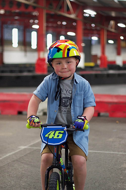 Design Dingdong Fahrrad Klingel Valentino Rossi Kiddimoto