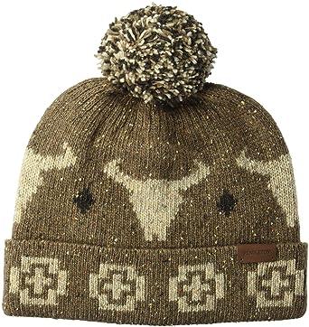 Amazon.com  Pendleton Women s Hat Pom 1dd8fc29d1f