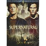 Supernatural: S4 (DVD)