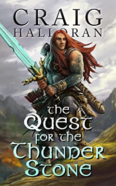 The Quest for the Thunderstone: A Dragon Warrior Short Fantasy Adventure