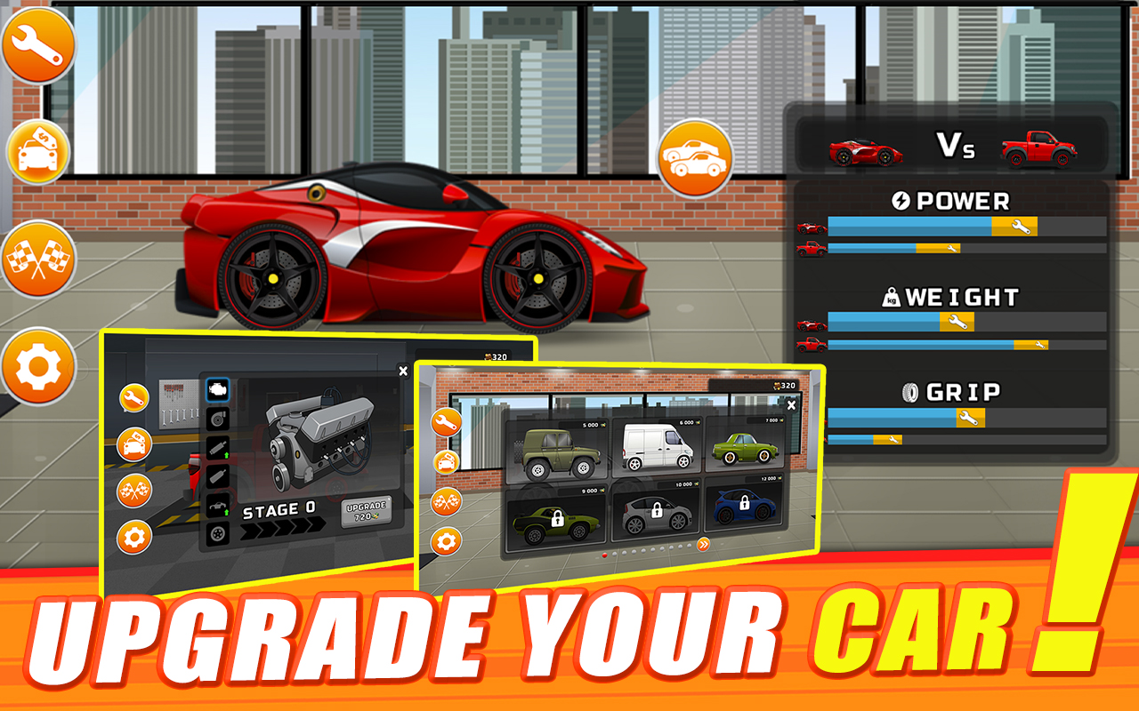 Amazon.com: Super Racing GT : Drag Pro: Appstore for Android