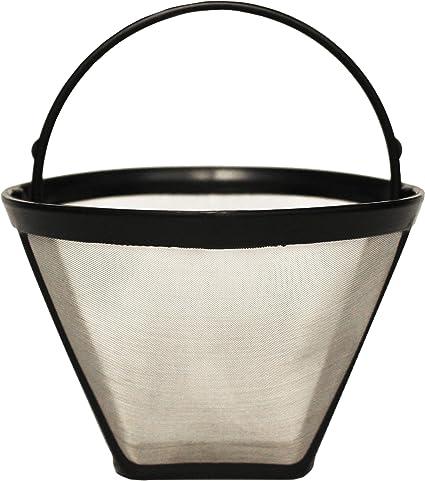 Menalux FP02 Filtro Fijo para Cafetera (Acero Inoxidable, 15 Ta ...