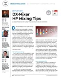 Dental Mixing Tips DX-Mixer Temporary Cement