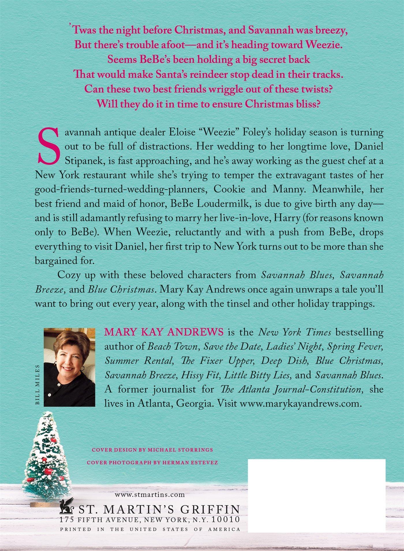 Christmas Bliss: A Novel: Mary Kay Andrews: 9781250019714: Amazon: Books