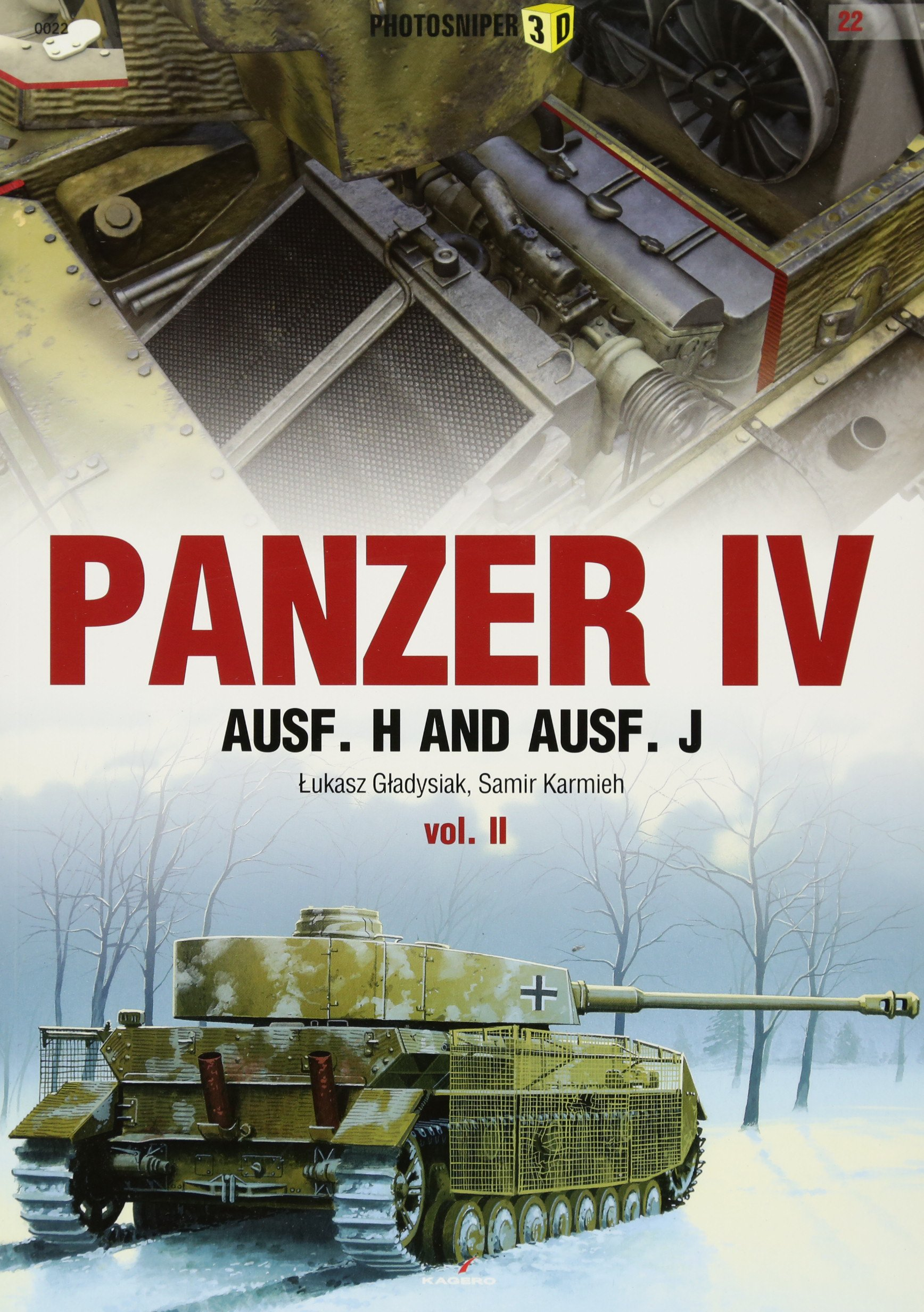 Panzerkampfwagen IV Ausf. H and Ausf. J. Volume 2 (Photosniper)