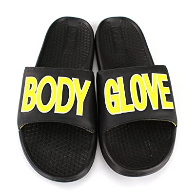Body Glove Men's Away Slide Sandal: Shoes