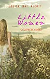 Little Women: Complete Series - 4 Novels in One