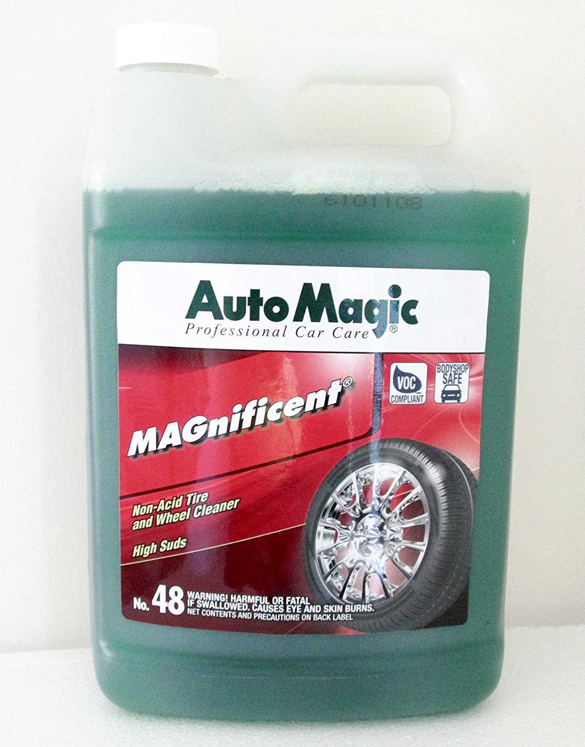 Auto Magic MAGnificent, concentrated wheel cleaner, 1 GAL