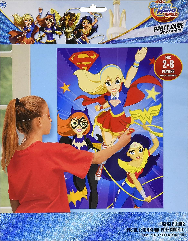 Girls Theme Heroes DC Hero Girls Superhero Girls DC Girls Birthday DC Super Hero Girls 28 Balloon Super Hero Girl Birthday