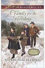 A Family for the Holidays (Prairie Courtships) Kindle Edition