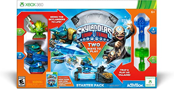 Activision Skylanders - Juego (Xbox 360, Xbox 360, Acción / Aventura, E10 + (Everyone 10 +)): Amazon.es: Videojuegos