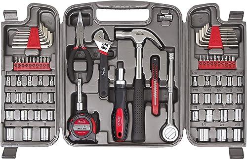 APOLLO TOOLS 79-Piece Multi-Purpose Tool Set