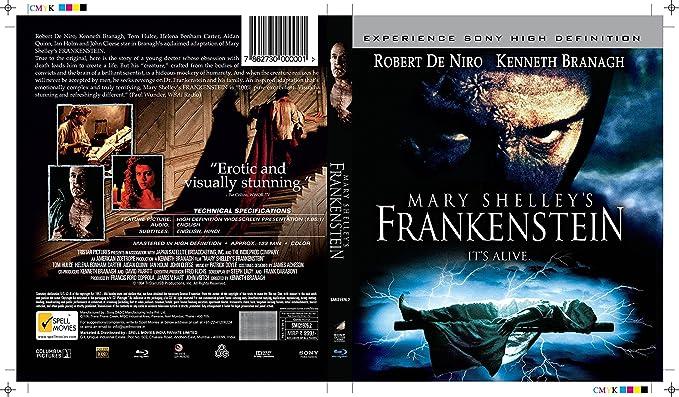 Amazon buy mary shelleys frankenstein dvd blu ray online at mary shelleys frankenstein fandeluxe Image collections