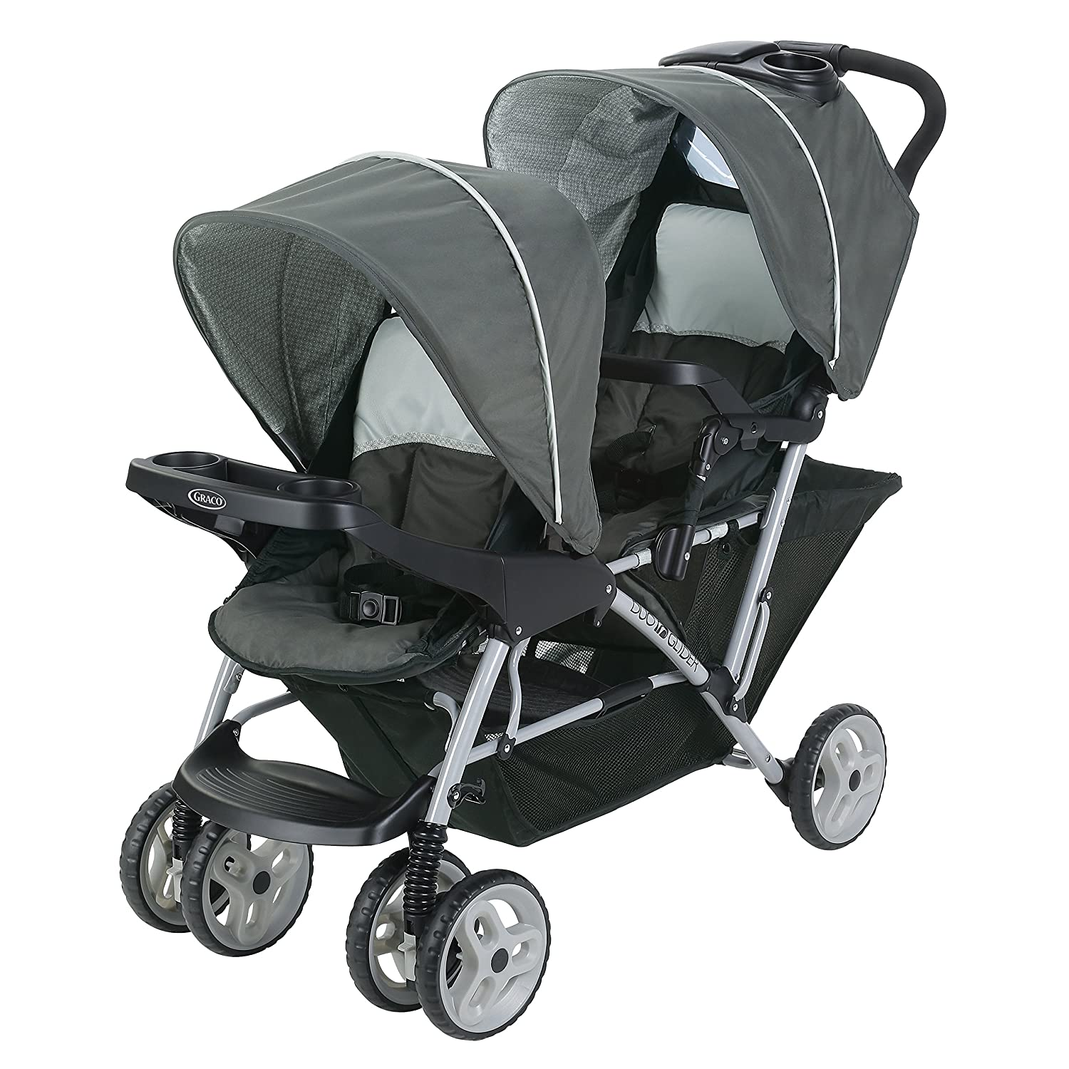 Graco duo glider double stroller, lightweight
