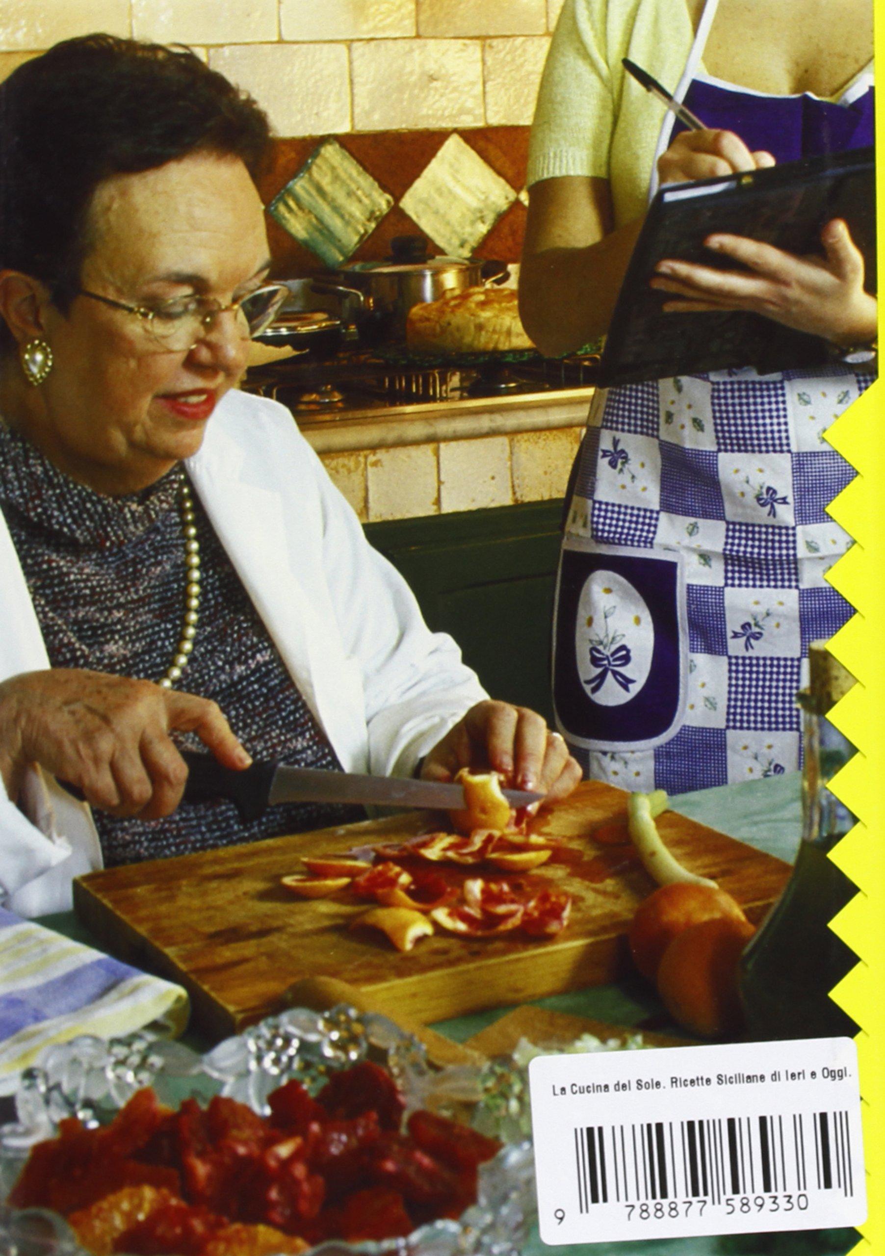 la cucina del sole: 9788877589330: amazon.com: books - La Cucina Del Sole