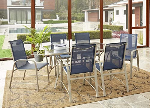 Cosco Outdoor Living 88647BGPE Cosco Outdoor Dining Set