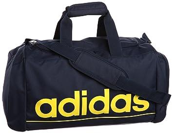 bf1a068a3a25 adidas Linear ESS TB Sports Bag blue collenavy vi Size S  Amazon.co ...