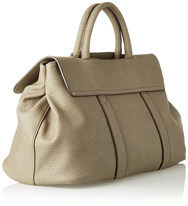 Bata 9612203, Womens Top-Handle Bag, Grigio (Taupe), 28x28x50 cm (W x H L) Bata