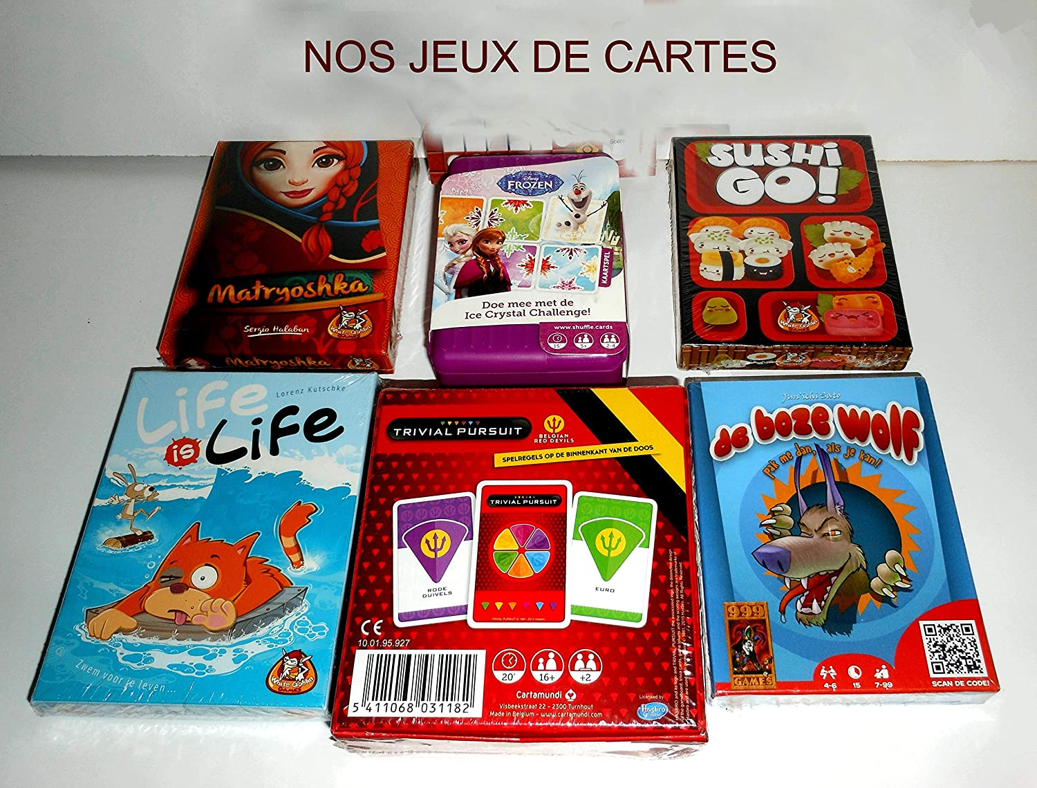 White Goblin Games Life is Life Party Board Game Niños y Adultos ...
