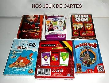 White Goblin Games Life is Life Party Board Game Niños y Adultos ...