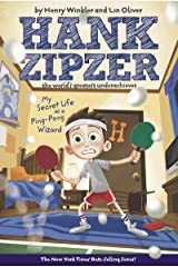 My Secret Life as a Ping-Pong Wizard #9: Hank Zipzer The World's Greatest Underachiever Kindle Edition