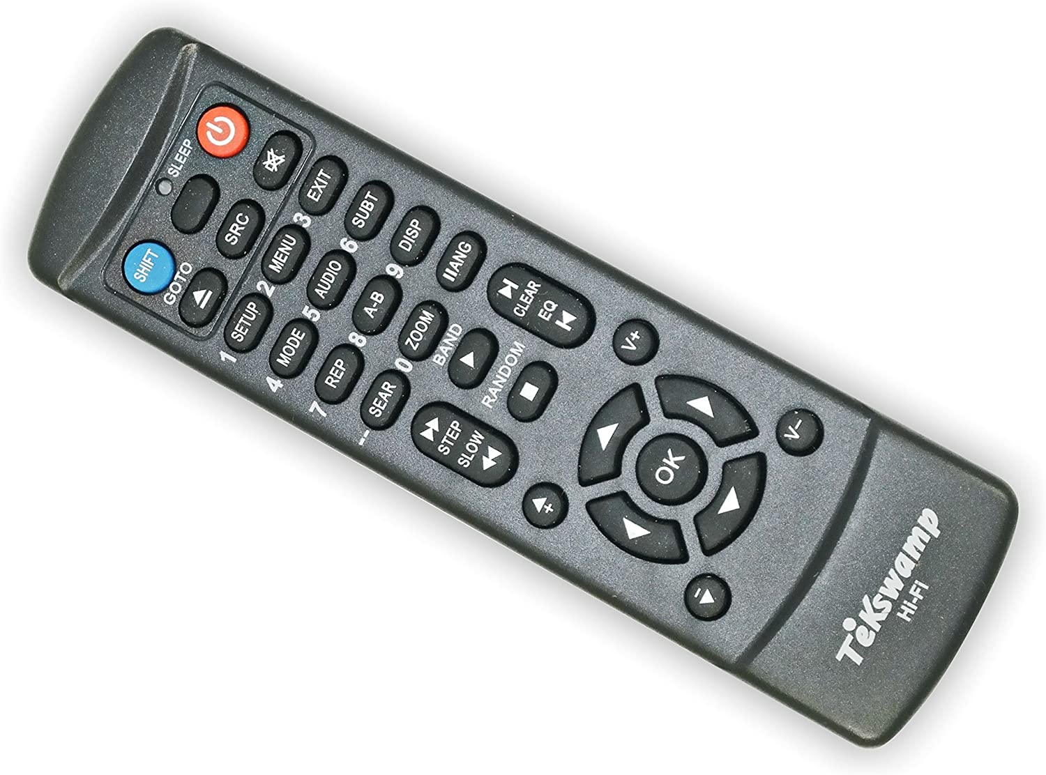 Remote Control for Yamaha RX-A2020 by Tekswamp
