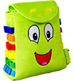 Buckle Toy Buddy Backpack