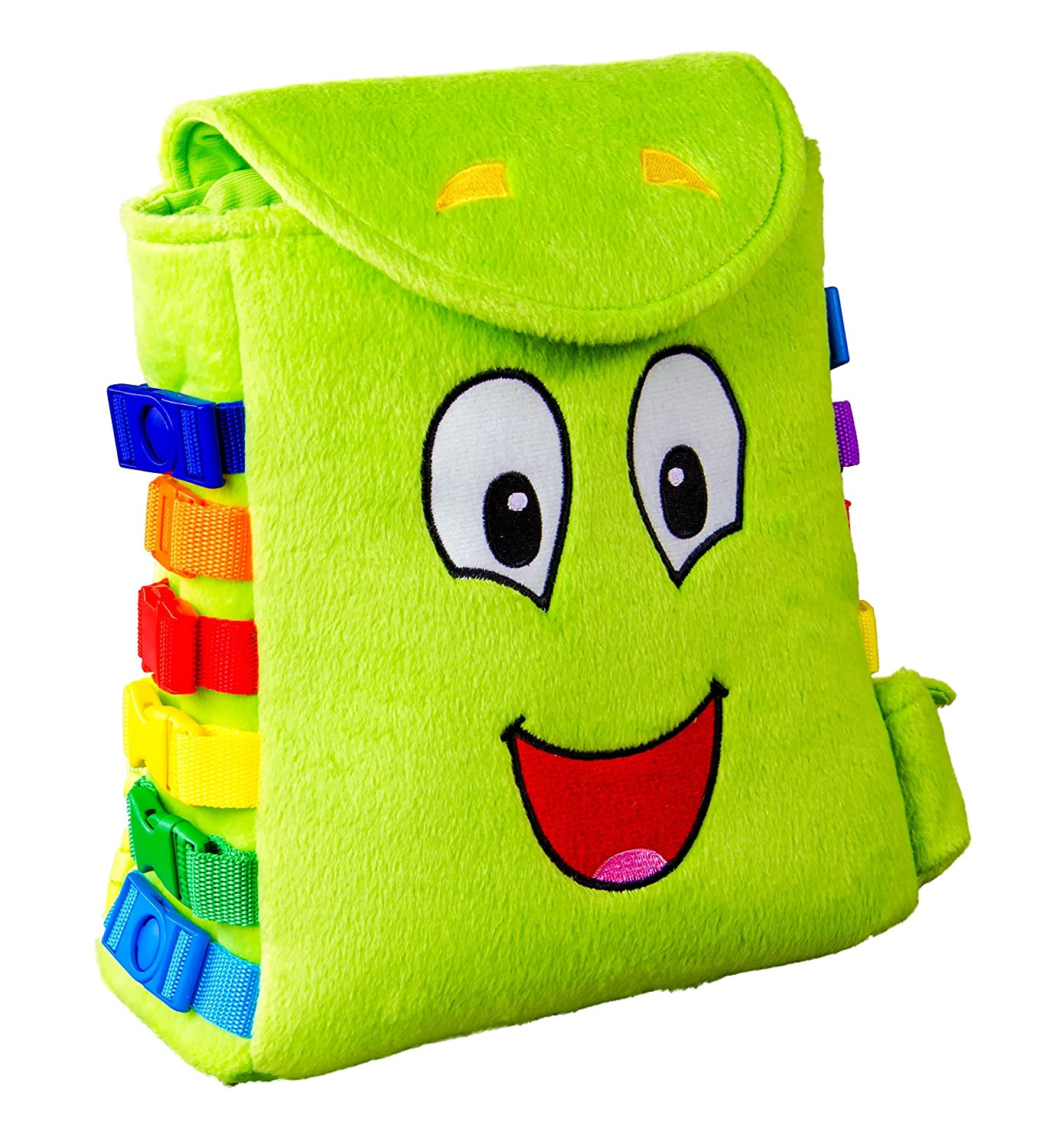 Buckle Toy Buddy Backpack Amazon Toys & Games