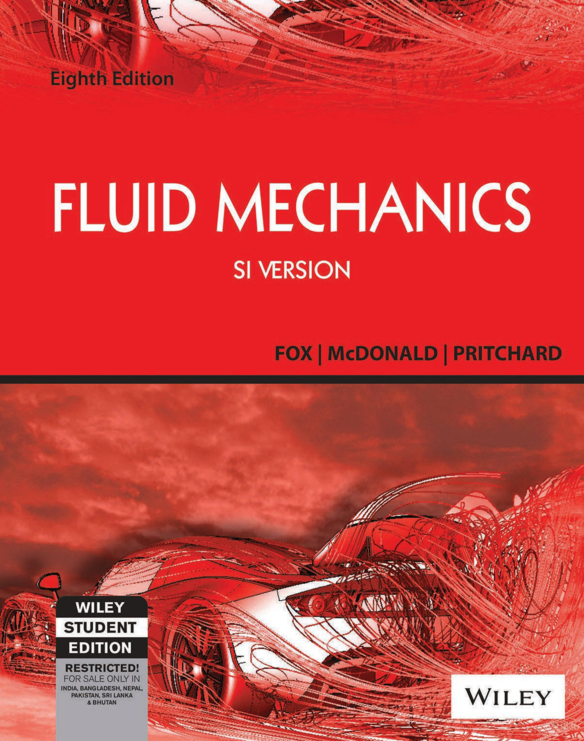 Fluid Mechanics Fox Pdf