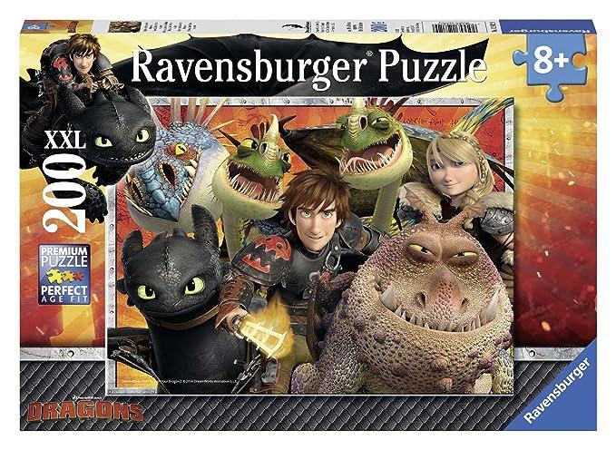 Ravensburger 12812 - Hicks, Astrid und die Drachen