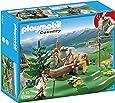 Playmobil - 5424 - Figurine - Famille De Randonneurs