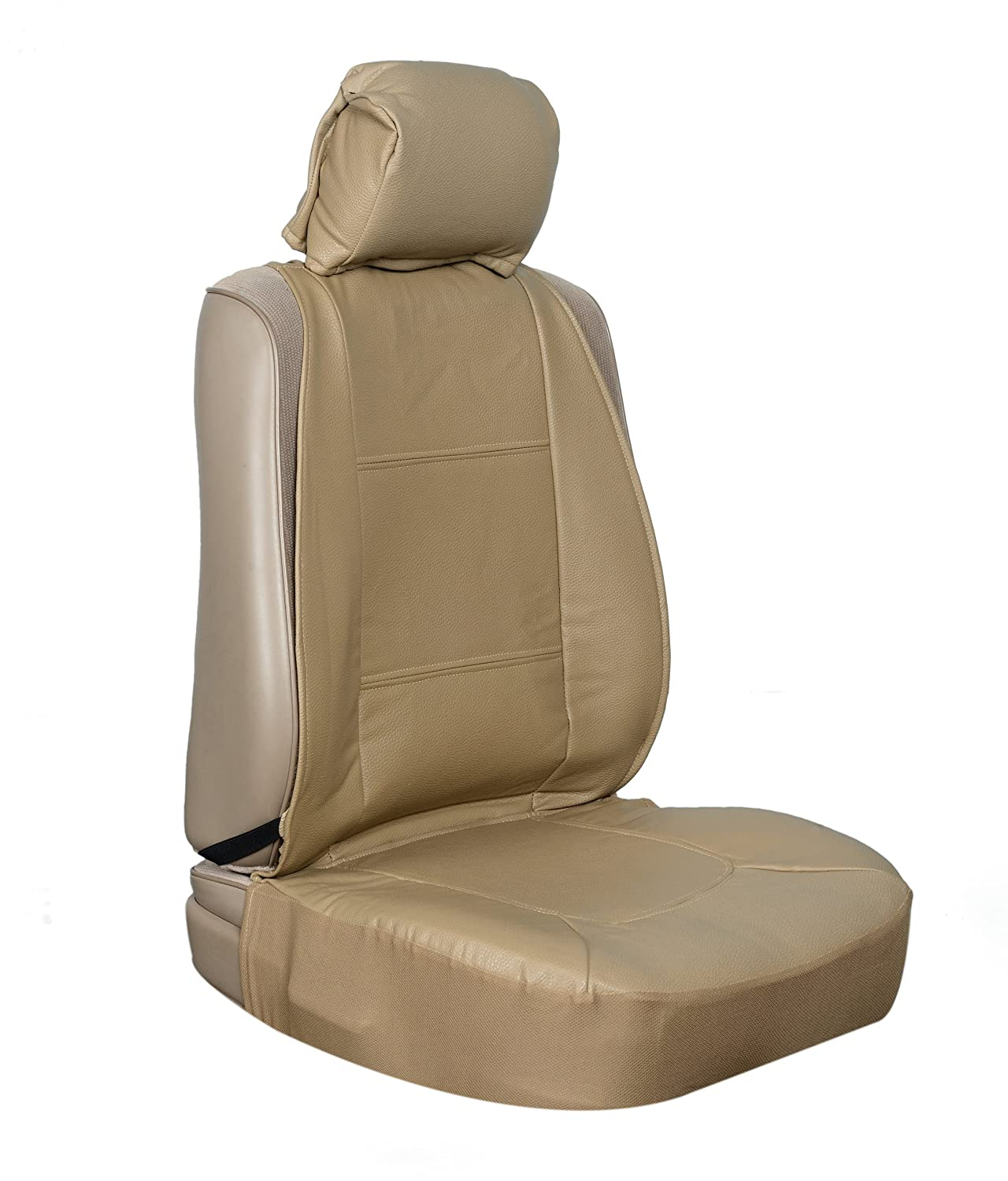Allison 67-6918TAN Signature Series Tan Sideless Seat Cover