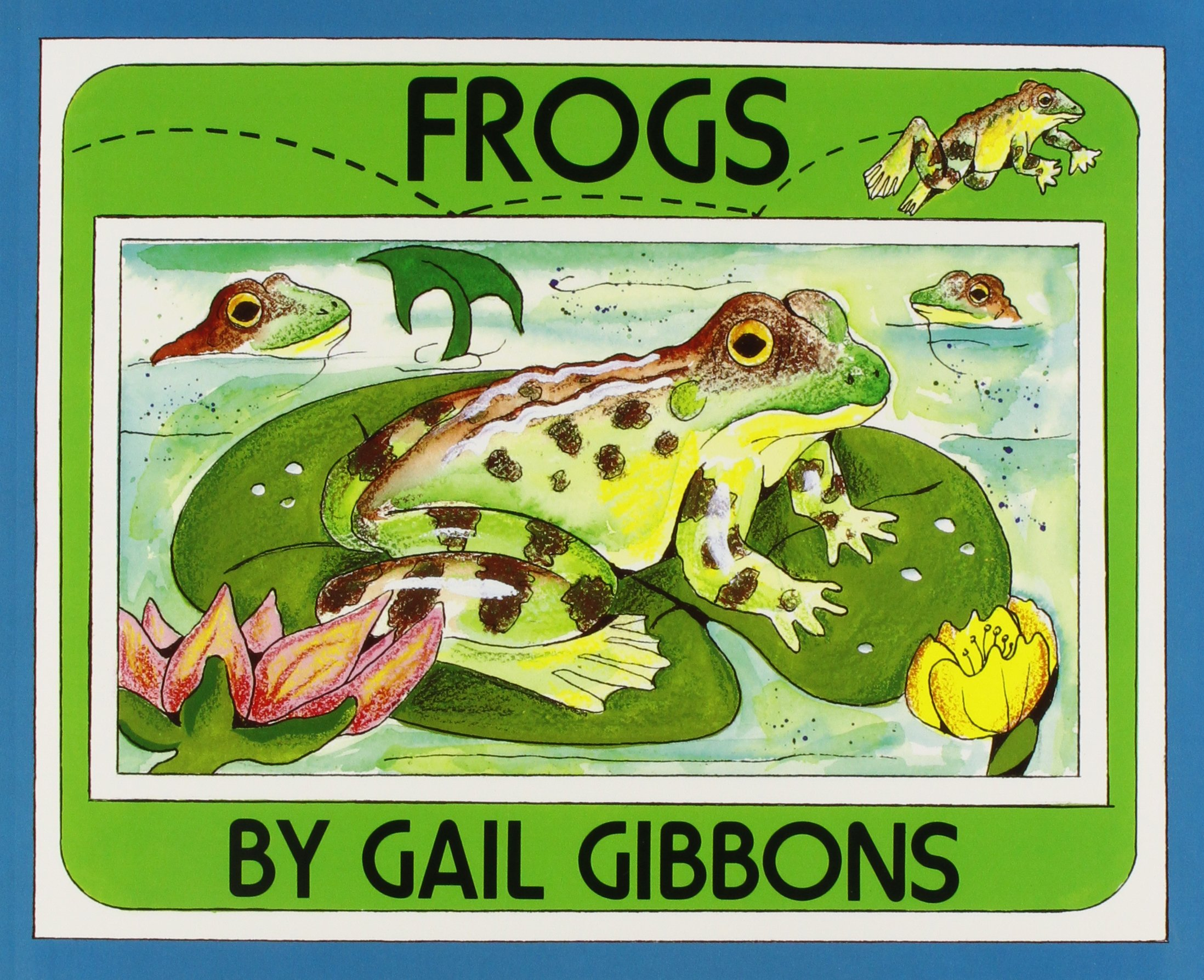 Frogs (Book & CD)