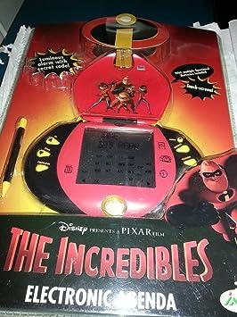 Amazon.es: IMC Toys Agenda Electronica Incredibles
