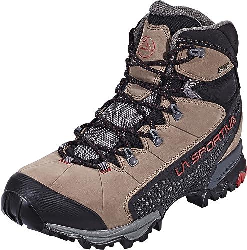 cb889a6610f La Sportiva Nucleo Gore-Tex Surround Bota De Trekking - SS18: Amazon.es:  Zapatos y complementos