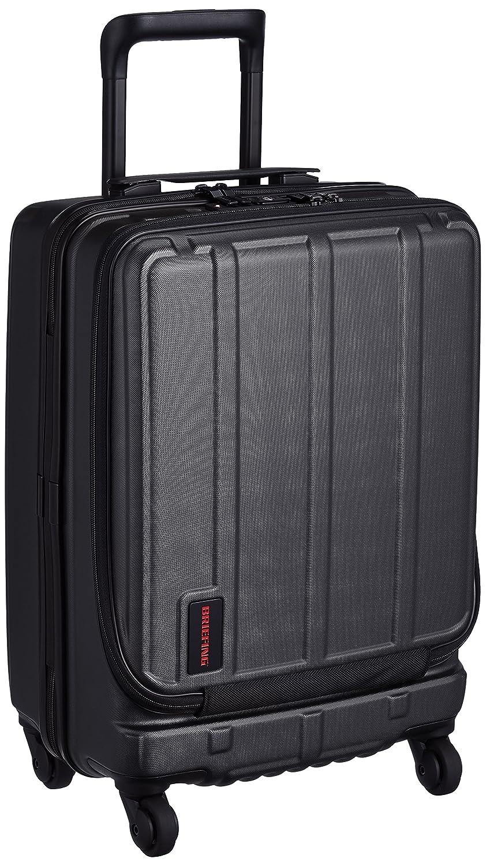 [ブリーフィング] スーツケース H-34 F 機内持込可 34L 53cm 3.3kg BRF524219 B0744JKGWHブラック