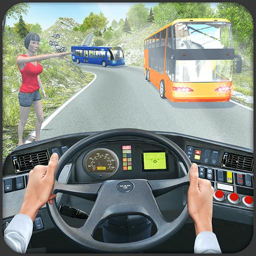 Coach Bus (Bus Simulator Pro Parking 2017)