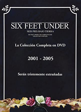 Amazon Com Seis Pies Bajo Tierra La Coleccion Completa Version En Espanol Region 1 4 Six Feet Under Complete Series Spanish Edition 24 Dvd S Movies Tv